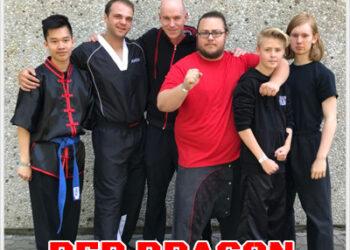 SUPER LEISTUNGEN AUF DER IDM LEVERKUSEN FÜR´S TEAM RED DRAGON
