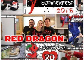 REDDRAGONSOMMERFEST2018