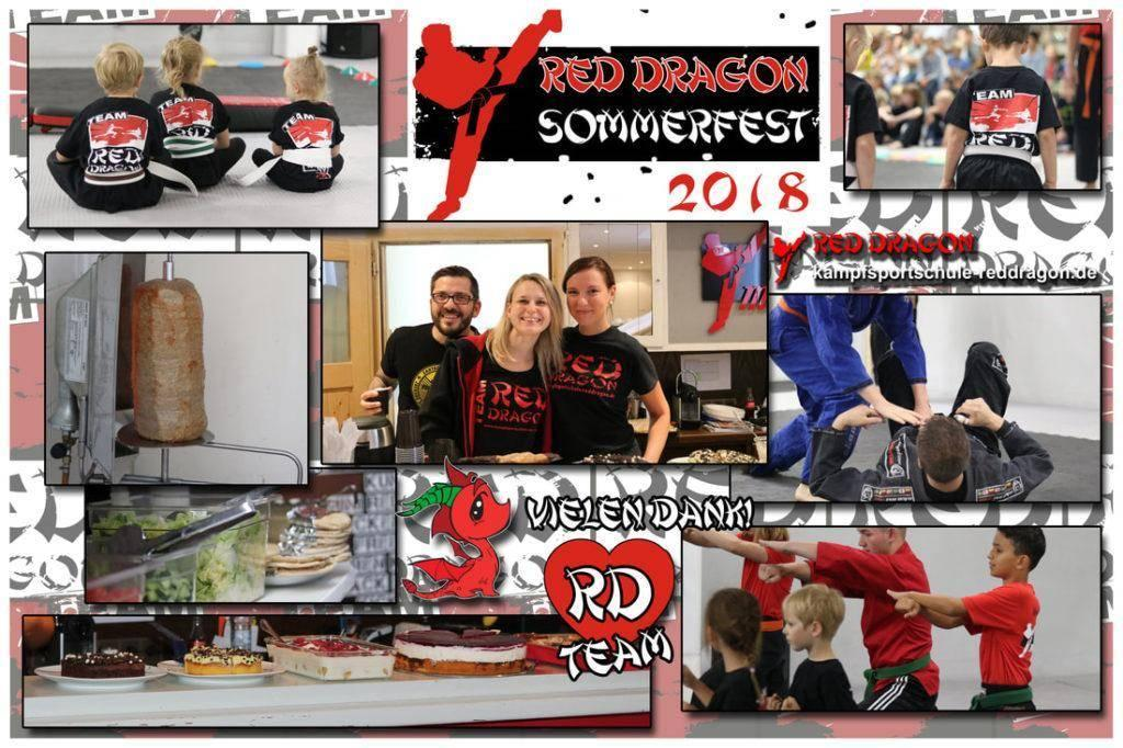 RED DRAGON SOMMERFEST 2018