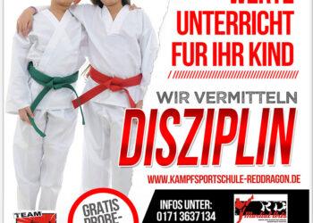 DISZIPLIN-THEMA DES MONATS MÄRZ 2019