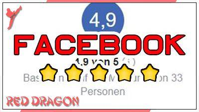 RED DRAGON Kampfsport - Facebook Bewertung