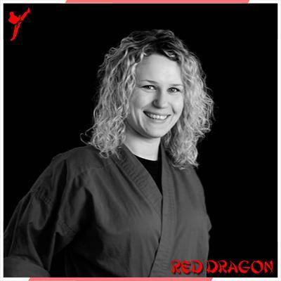 Stefanie - Team RED DRAGON 2019