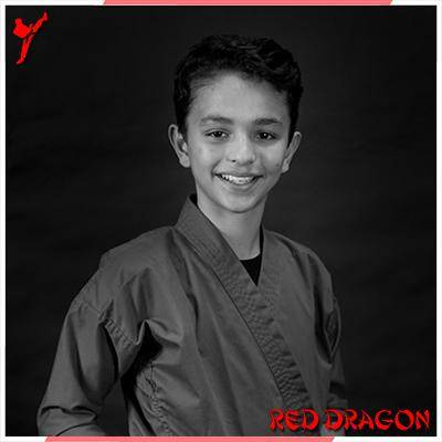 TEAM RED DRAGON - Elias
