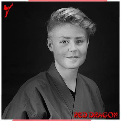 TEAM RED DRAGON - Paul