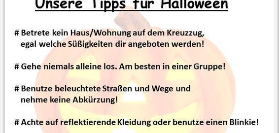 KSS RD-Halloween Tipps 2019