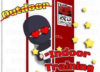 Start & Info – Indoor Training