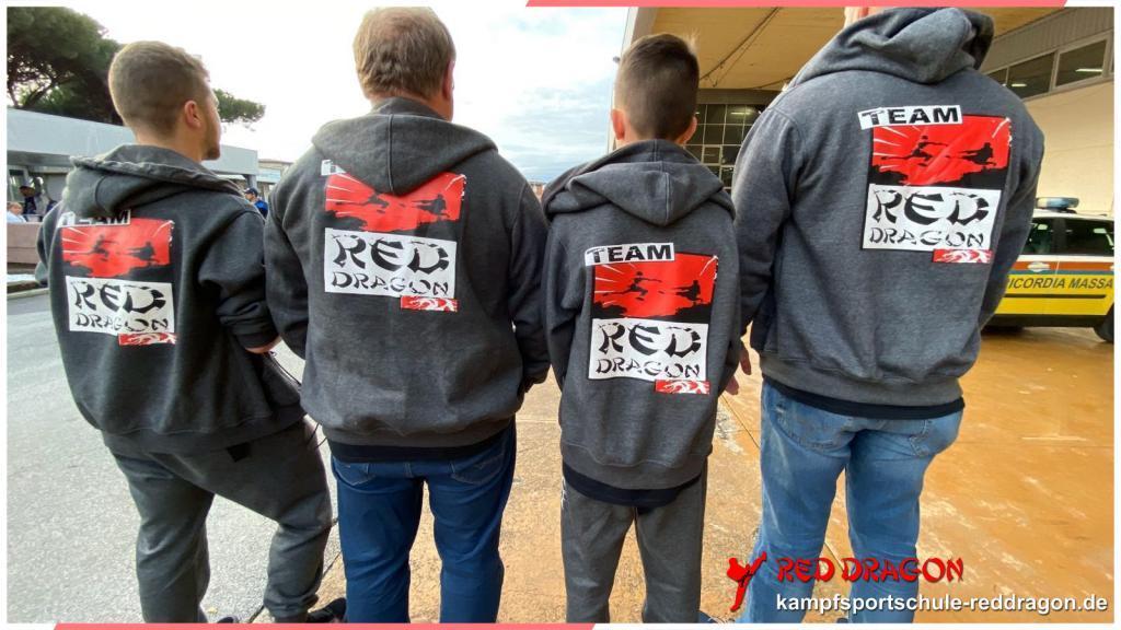 Wir sind ein Team - RED DRAGON